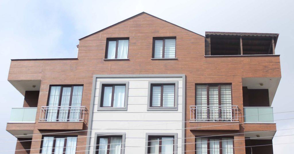 Model Alüminyum Beşevler Mahallesi PVC Pencere Uygulaması
