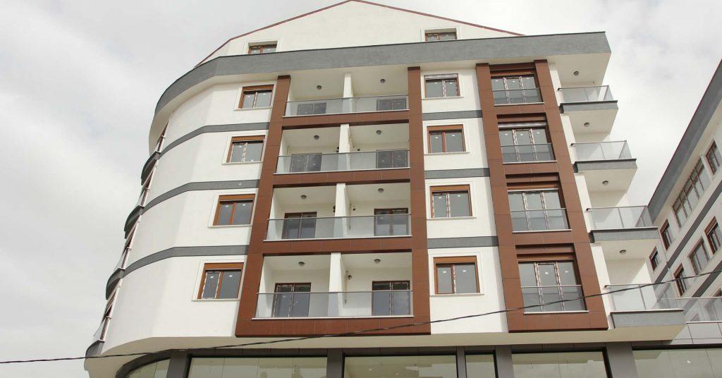 Model Alüminyum Tatlıkuyu Mahallesi Suyap İnşaat PVC Pencere Uygulaması